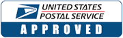 USPS Approved