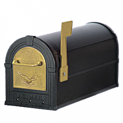 Eagle Logo Rural Mailboxes (USPS Approved)