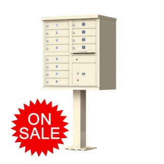 Cluster Box Units (CBU) High Security - USPS Approved