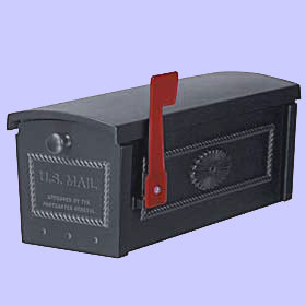 Townhouse Post Style Mailboxes (USPS Approved)