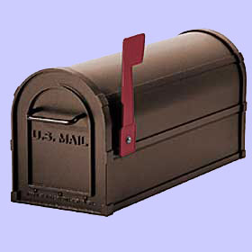 Antique Rural Mailboxes (USPS Approved)