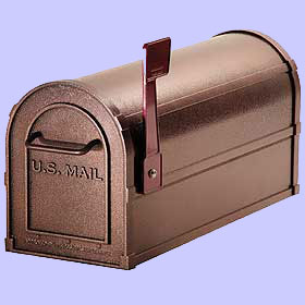 Deluxe Rural Mailboxes (USPS Approved)