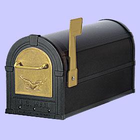Eagle Logo Rural Mailboxes (USPS Approved)