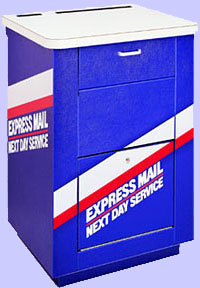 Express Mail Centers