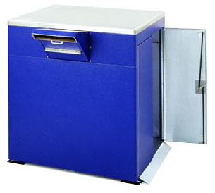 Jumbo Outdoor Steel Collection Boxes