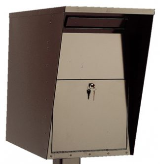 Large Collection Drop Boxes (Wall Mount Style) For Private Use/Access