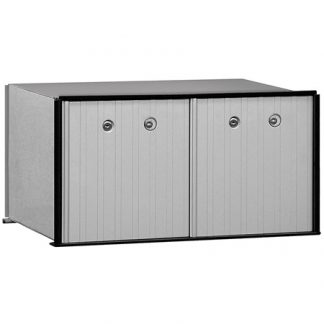 Rack Ladder Parcel Lockers - H2200 Series - For Packages Only