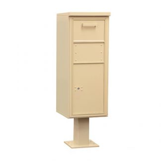 Pedestal Collection Boxes for Private Use/Access