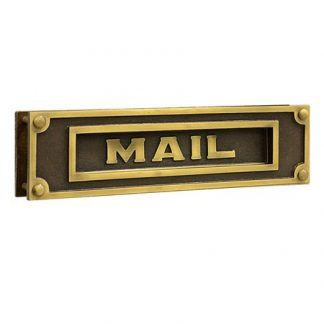 Mail Slots - USPS Approved
