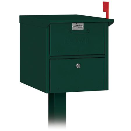 Roadside Locking Mailbox (USPS Approved) - H4325