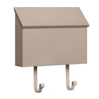 Traditional Standard Wall Mount Mailboxes - USPS Approved