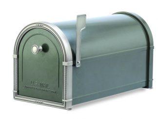 Decorative Post Mount Coronado Mailboxes