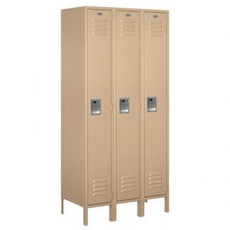 Single Tier Standard Lockers