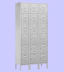 Box Type Standard Lockers