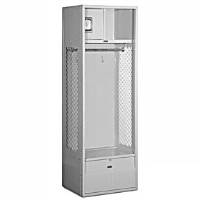 Open Access Standard Lockers