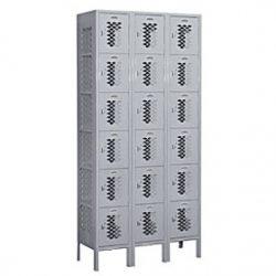 Box Type Vented Lockers