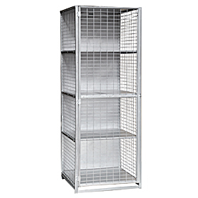 Security Cage Lockers