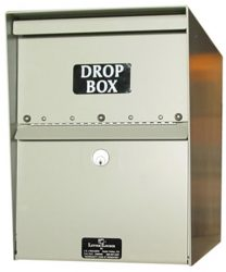 Post Mounted Heavy Duty Drop Boxes (For Private Use/Access)