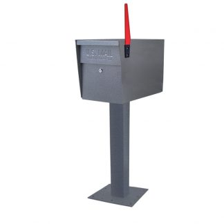 Mail Boss High Security Locking Mailboxes (USPS Approved)