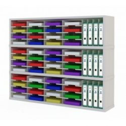 Steel Mail Sorters with Horizontal and Vertical Pockets