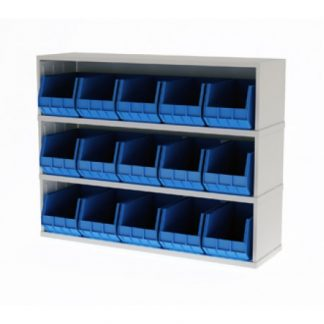 "17"" Deep Steel Mail Sorters"
