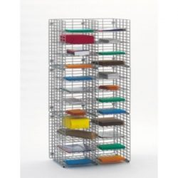 """24"""" Wire Mail Sorters"""