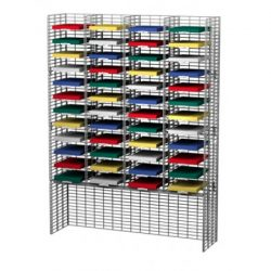 "48"" Wire Mail Sorters"