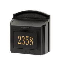 Whitehall Decorative Residential Mailboxes - USPS Approved