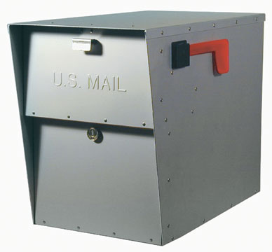 Private Locking Mailboxes Residential With Pedestal Usps