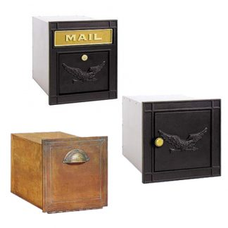 Column Type Residential Mailboxes - USPS Approved
