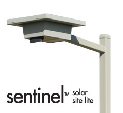Solar Powered Site Lite