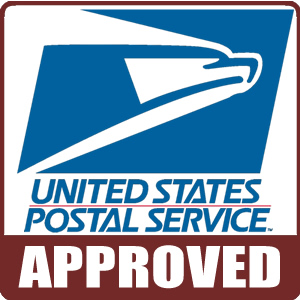 Mail Package Drop Mailbox Usps Approved H4375