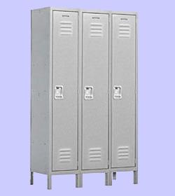 Extra Wide Standard Lockers