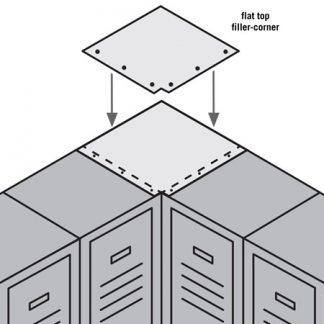 Flat Top Fillers - Corner