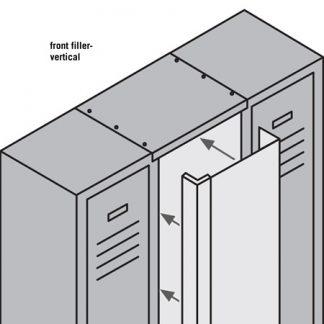 Front Vertical Fillers