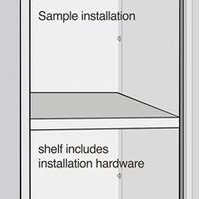Compartment Shelves