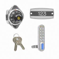 Locks and Custom Engraved Number Plates