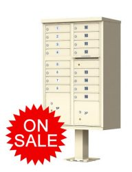 Cluster Box Units (CBU) NEW F-Series High Security Type – USPS Approved