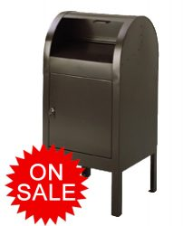 Bulk Outdoor Weather Resistant Collection Box – For Private Use/Access