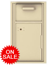 NEW 4C Wall Mount Collection & Drop Boxes (High Security) - USPS Approved