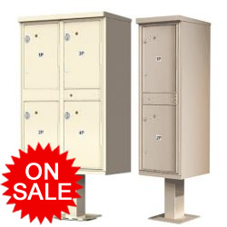 Parcel Lockers – NEW High Security (For Packages Only) – USPS Approved